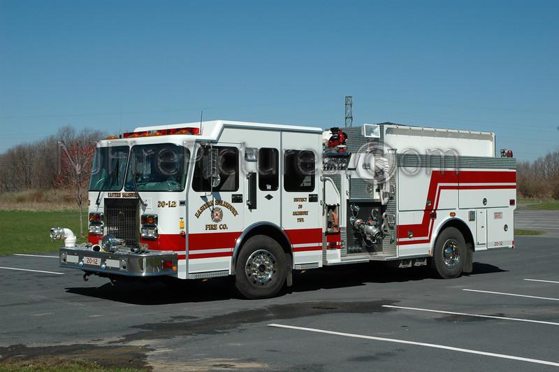 Eastern Salisbury - Engine 2012 - 1999 Spartan/Smeal 2000/1000