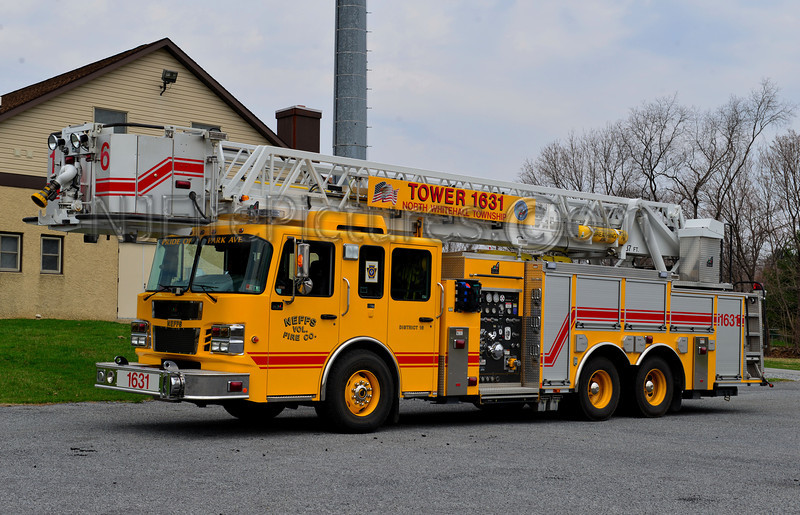 NEFFS, PA LADDER 1631