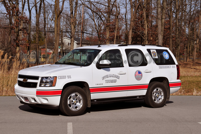 UPPER MACUNGIE, PA CHIEF 56 - 2010 CHEVY TAHOE