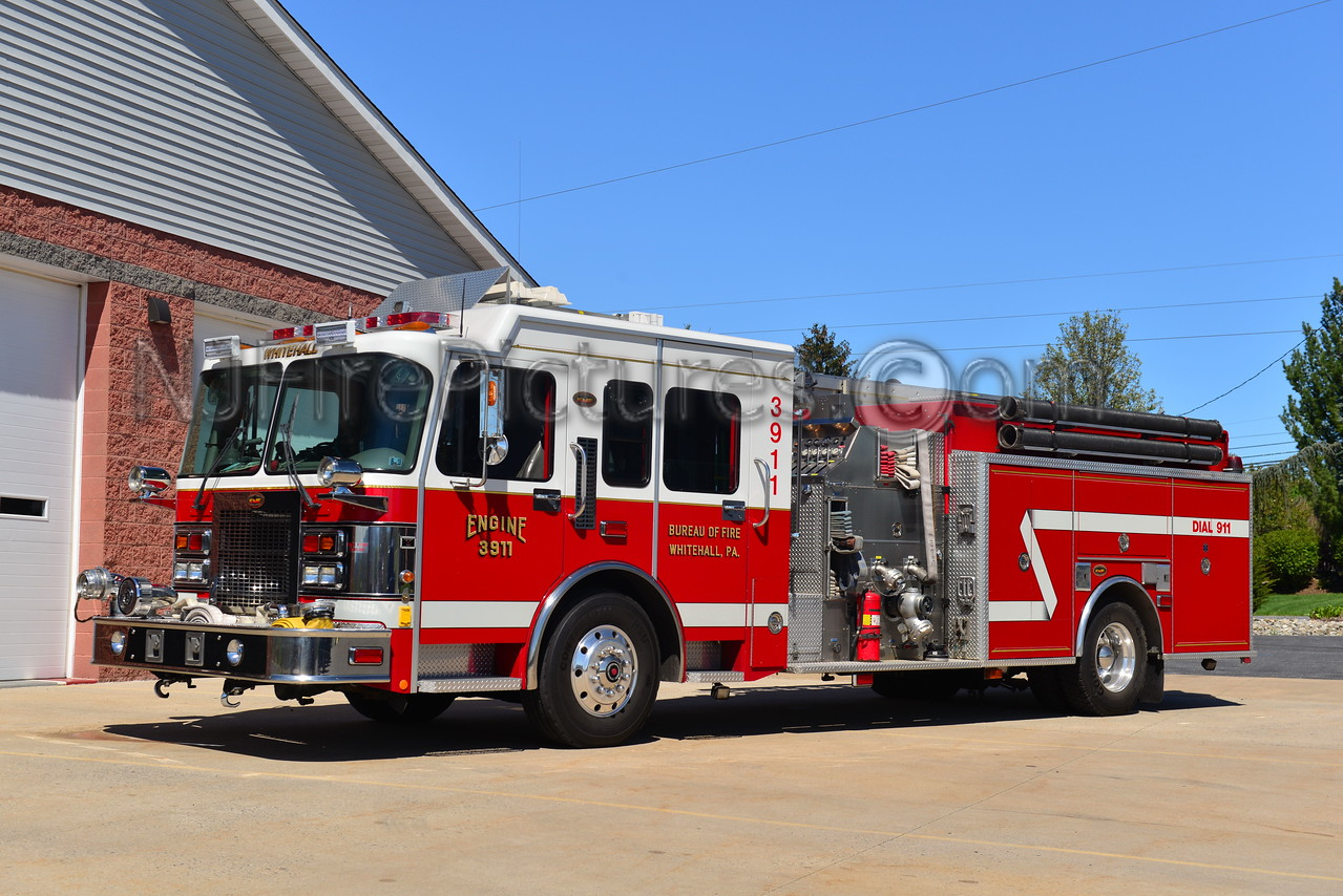 WHITEHALL, PA ENGINE 3911