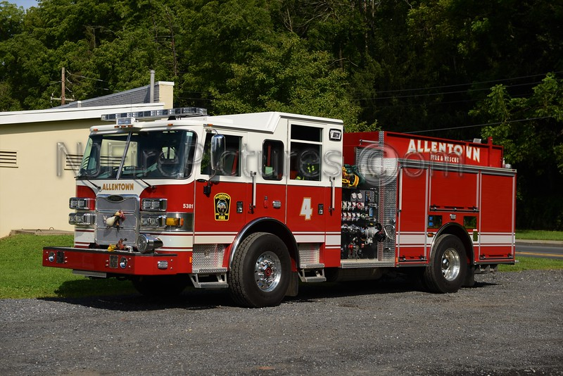 ALLENTOWN, PA ENGINE 4