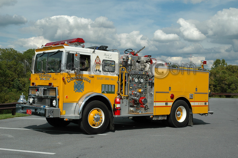 Catasauqua - Engine 212 - 1978 Mack MB/Hammerly 1250/500