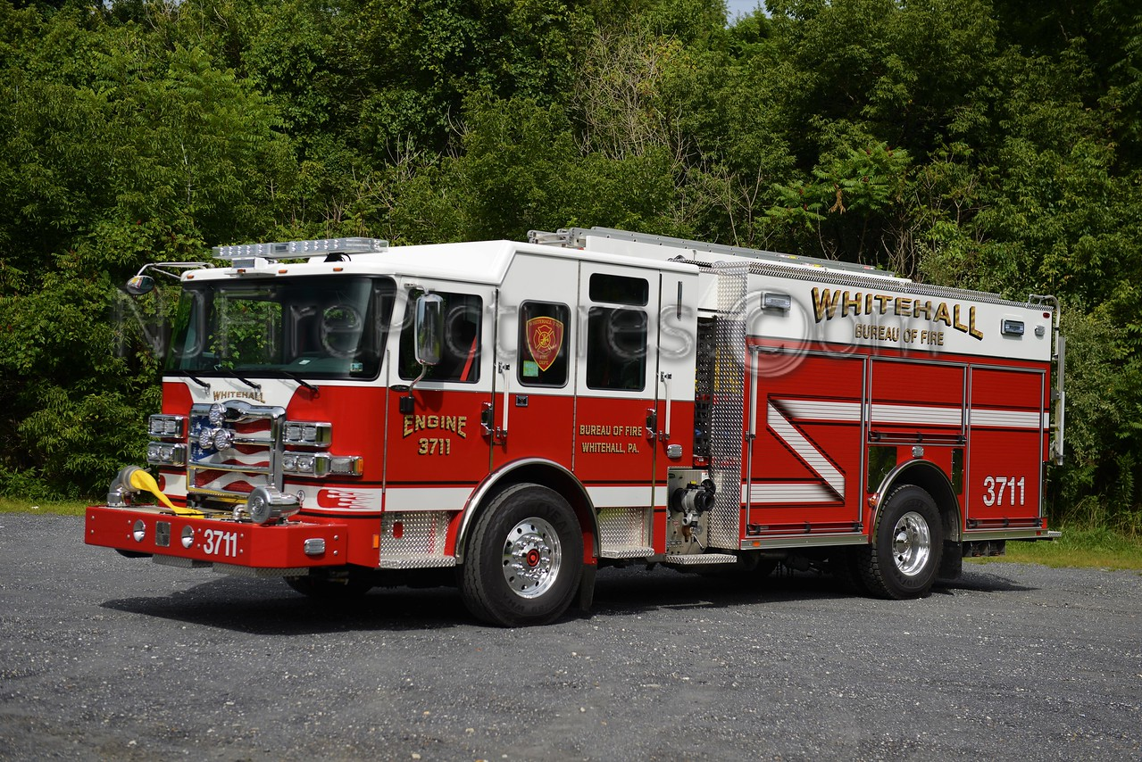 WHITEHALL TOWNSHIP, PA ENGINE 3711