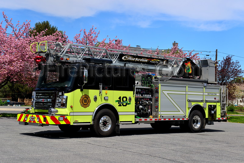 NORTH CATASAQUA, PA TRUCK 1831