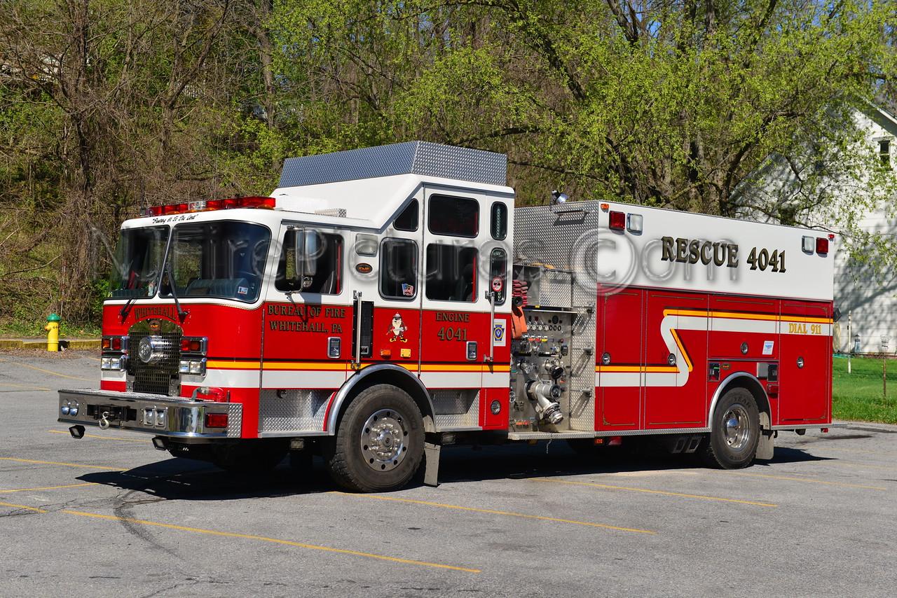 WHITEHALL, PA RESCUE 4041