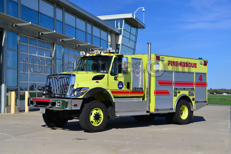 LEHIGH INTERNATIONAL AIRPORT RESCUE 4