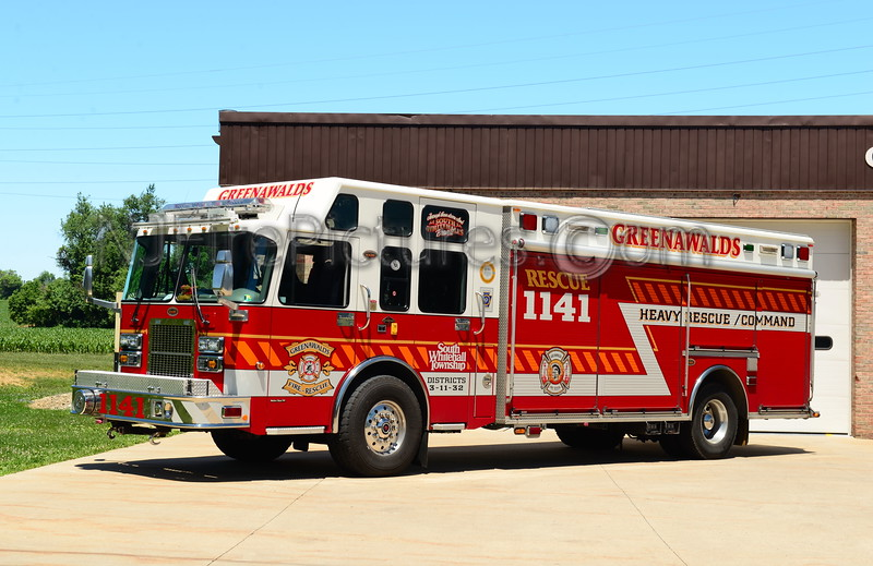 GREENAWALDS, PA RESCUE 1141