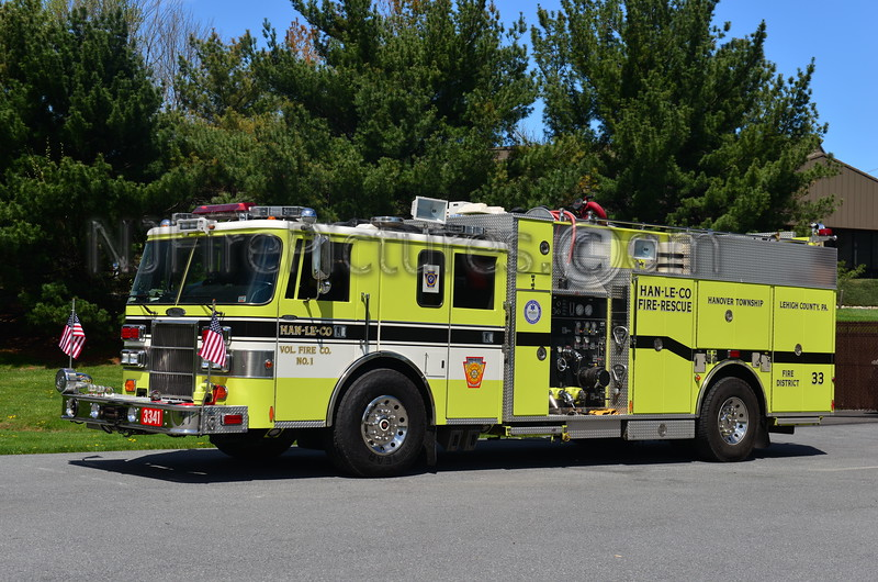 HANOVER TOWNSHIP, PA RESCUE 3341
