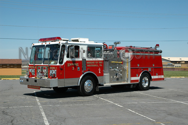 Whitehall Twp - Engine 3811 - 1990 KME 1250/750