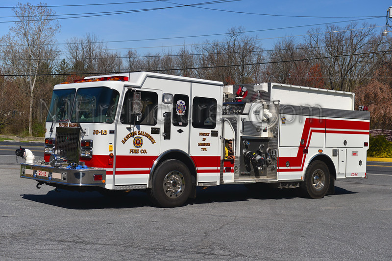 EASTERN SALISBURY, PA ENGINE 20-12