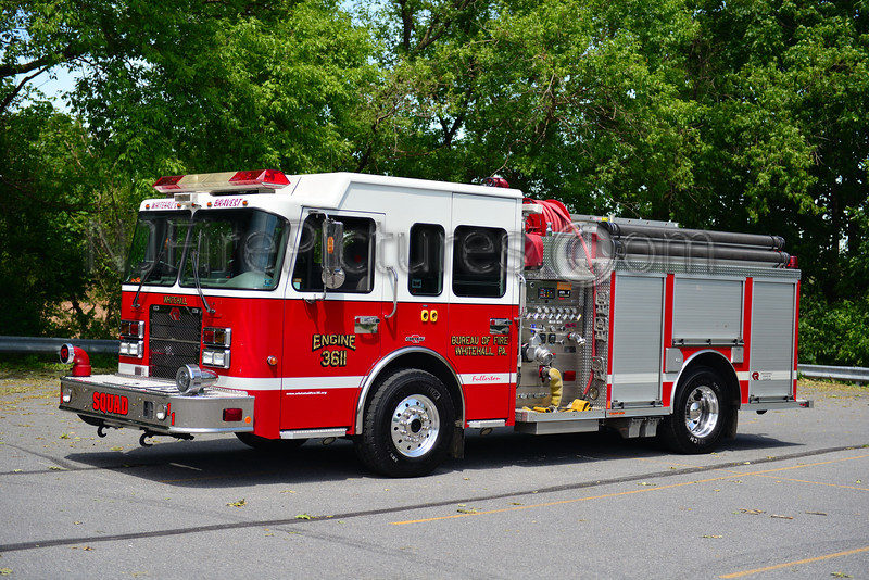 WHITEHALL, PA ENGINE 3611