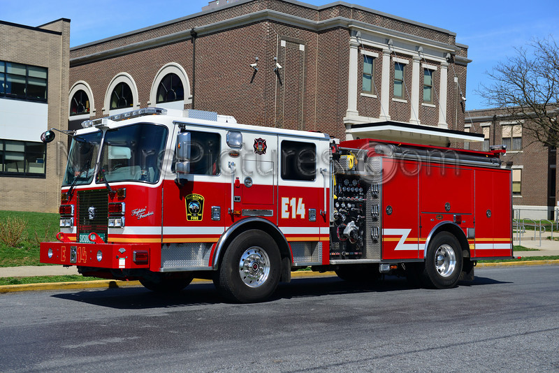ALLENTOWN, PA ENGINE 14