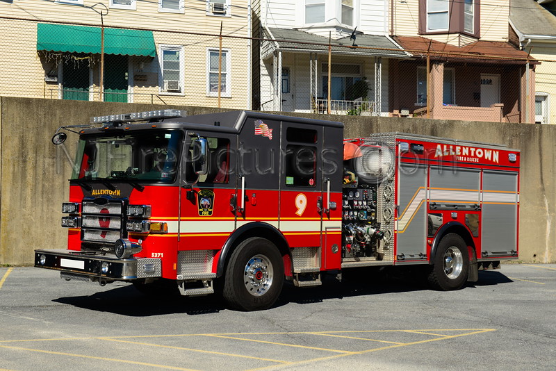ALLENTOWN, PA ENGINE 9