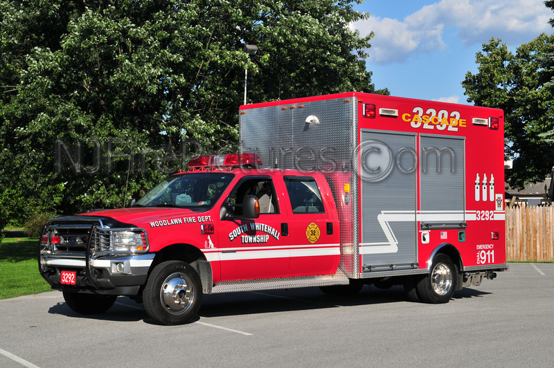 South Whitehall Twp Cascade 3292 - 2004 Ford/Wolfington (Woodlawn Fire Co.) Lehigh County