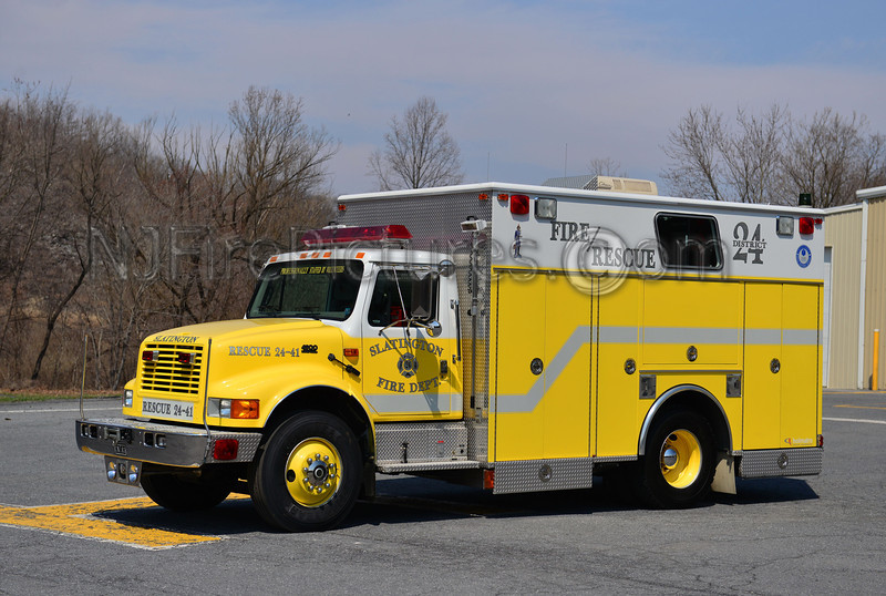 SLATINGTON, PA RESCUE 2441