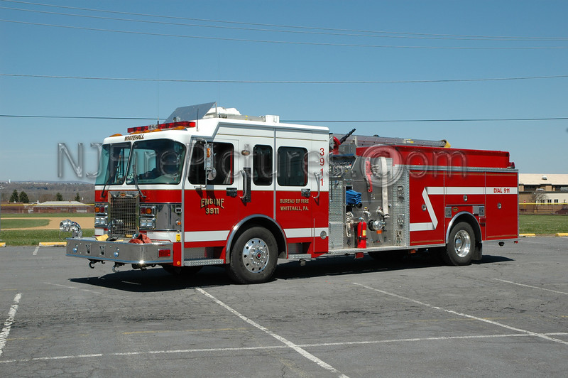 Whitehall - Engine 3911 - 1999 Spartan/KME 1250/500