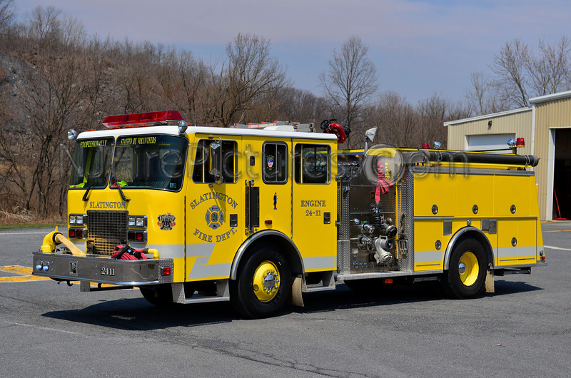 SLATINGTON, PA ENGINE 2411
