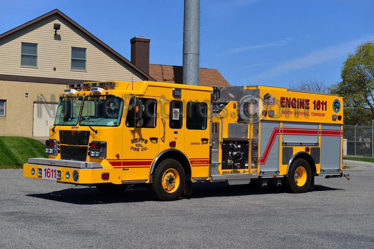 NORTH WHITEHALL, PA (NEFFS) ENGINE 1611