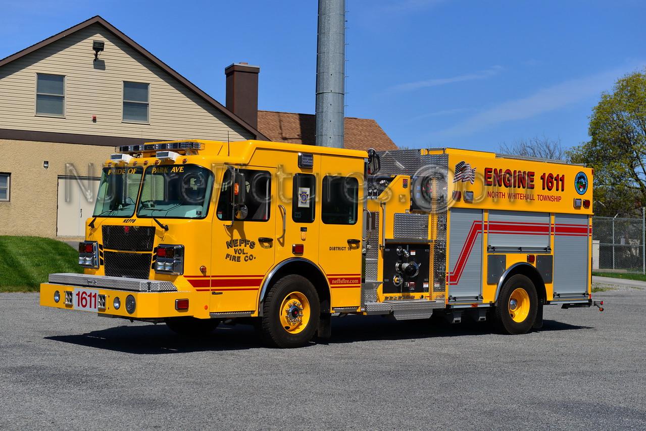 NORTH WHITEHALL, PA (NEFFS) ENGINE 1611
