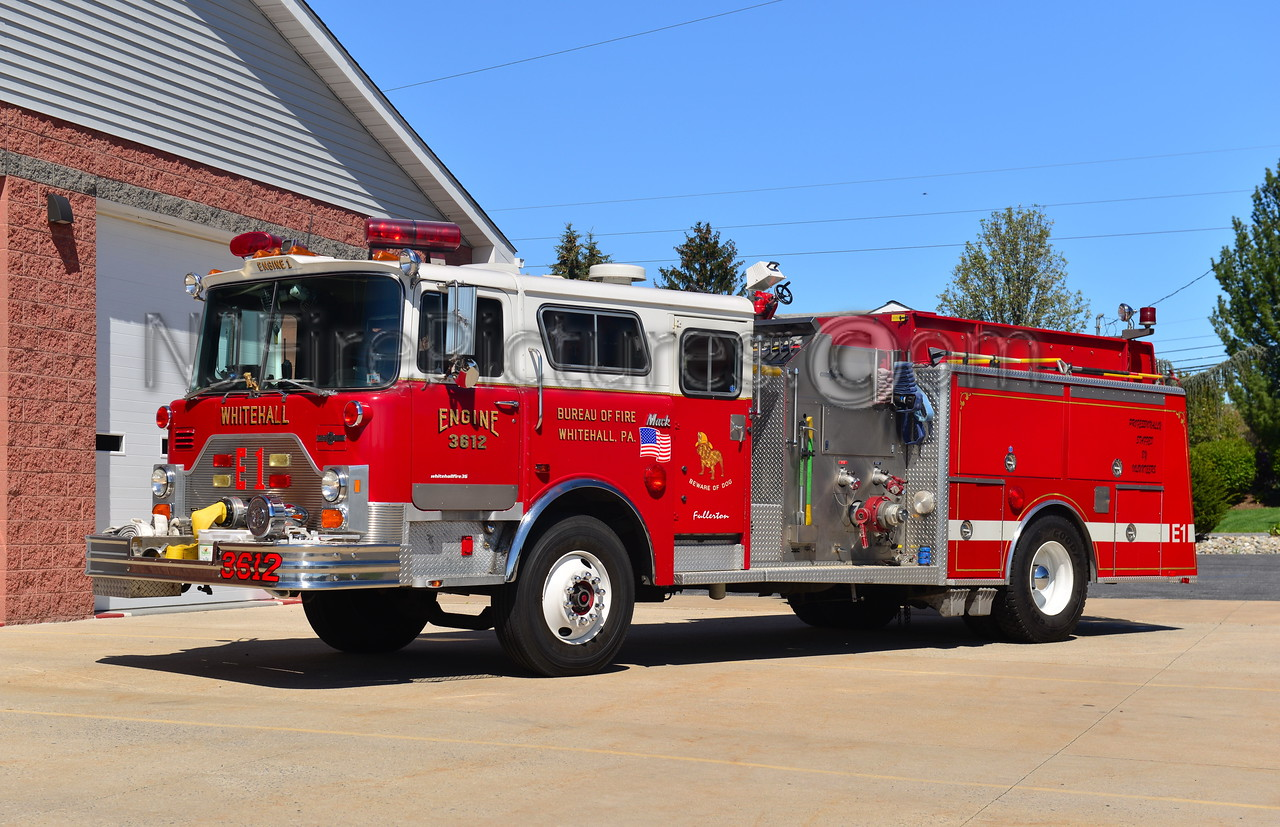 WHITEHALL, PA ENGINE 3612