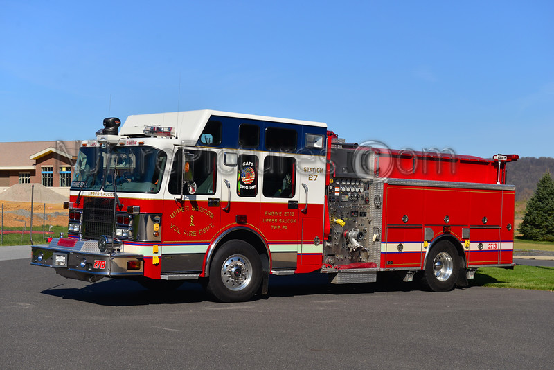UPPER SAUCON, PA ENGINE 2713