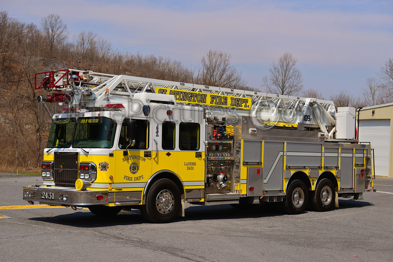 SLATINGTON, PA LADDER 2431