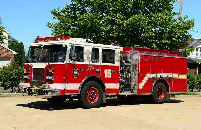 ALLENTOWN, PA RESERVE ENGINE 15