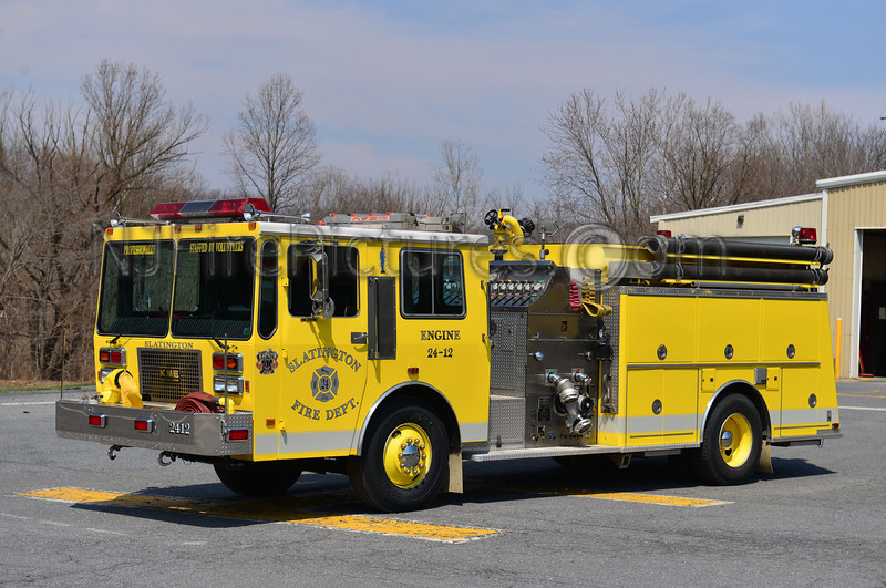 SLATINGTON, PA ENGINE 2412