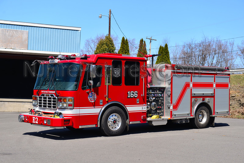 PITTSTON TOWNSHIP, PA 166-ENGINE-2