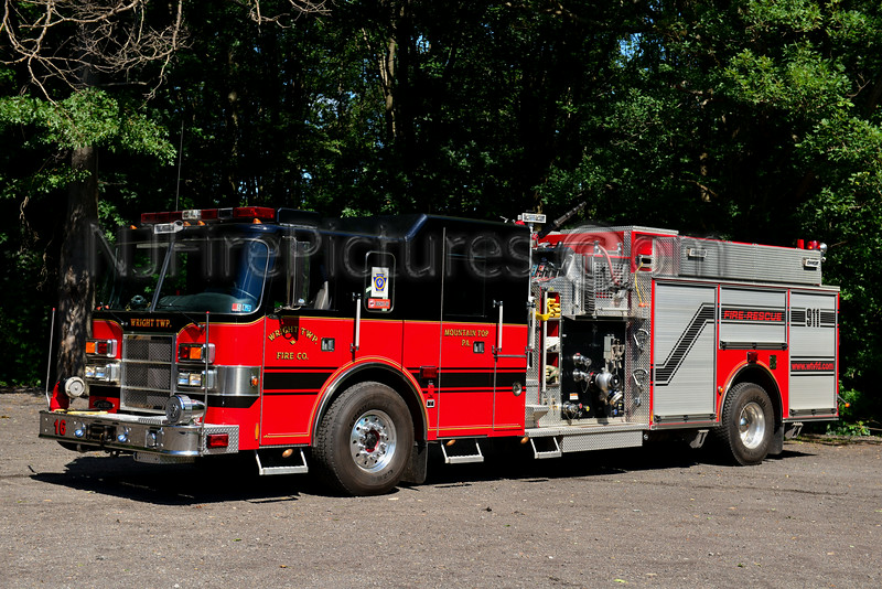 WRIGHT TOWNSHIP, PA ENGINE 16