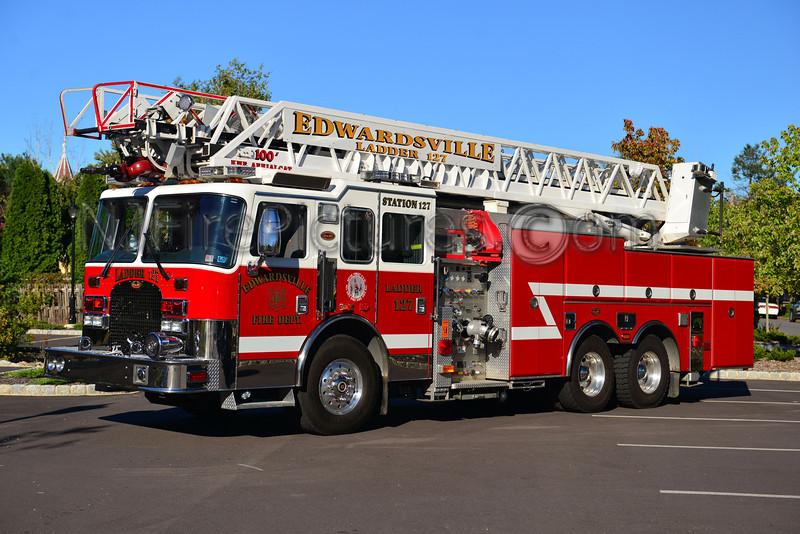 EDWARDSVILLE LADDER 127