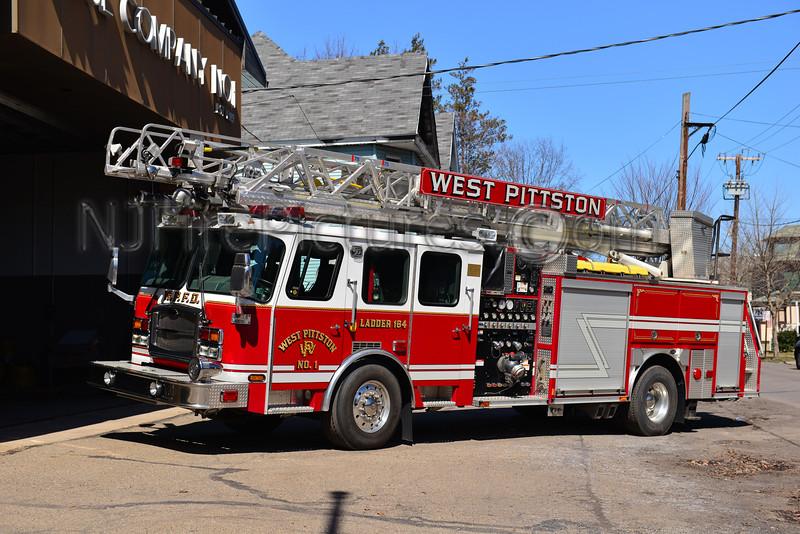 WEST PITTSTON, PA LADDER 184