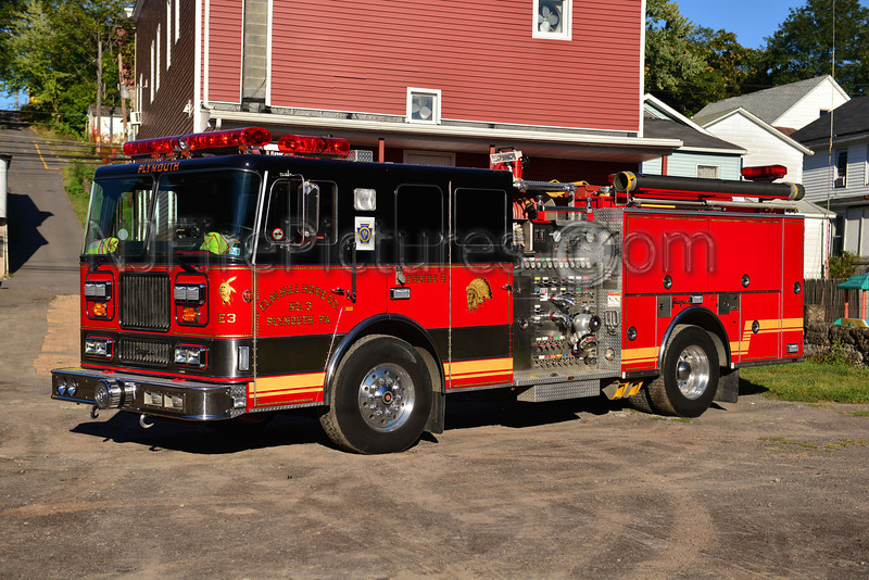 PLYMOUTH ENGINE 3