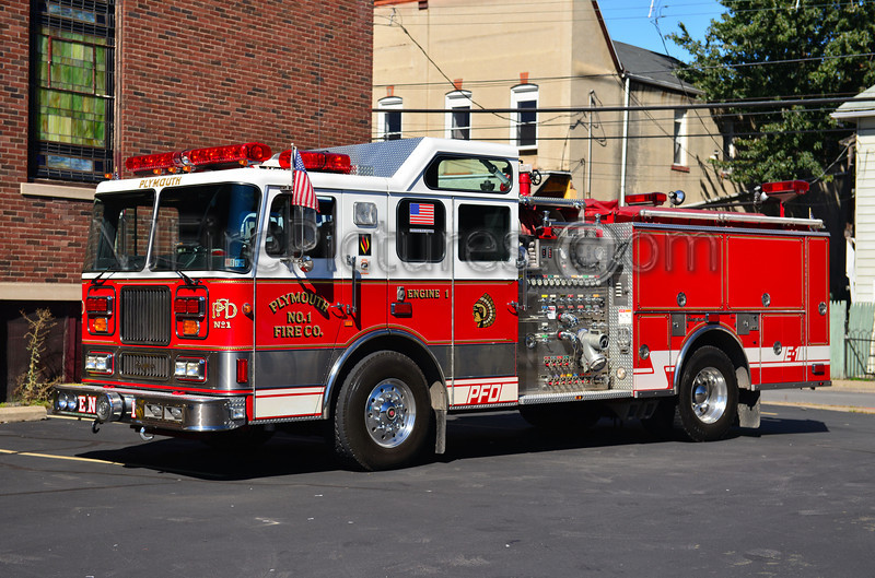 PLYMOUTH ENGINE 1