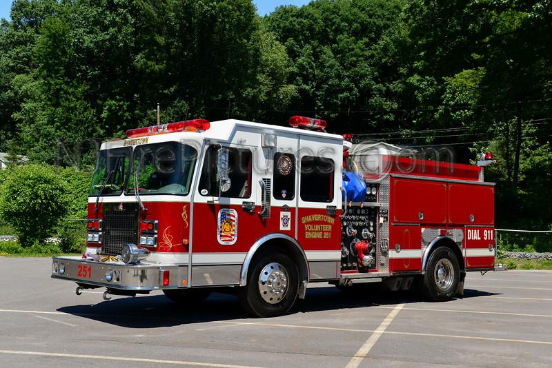 SHAVERTOWN, PA ENGINE 251