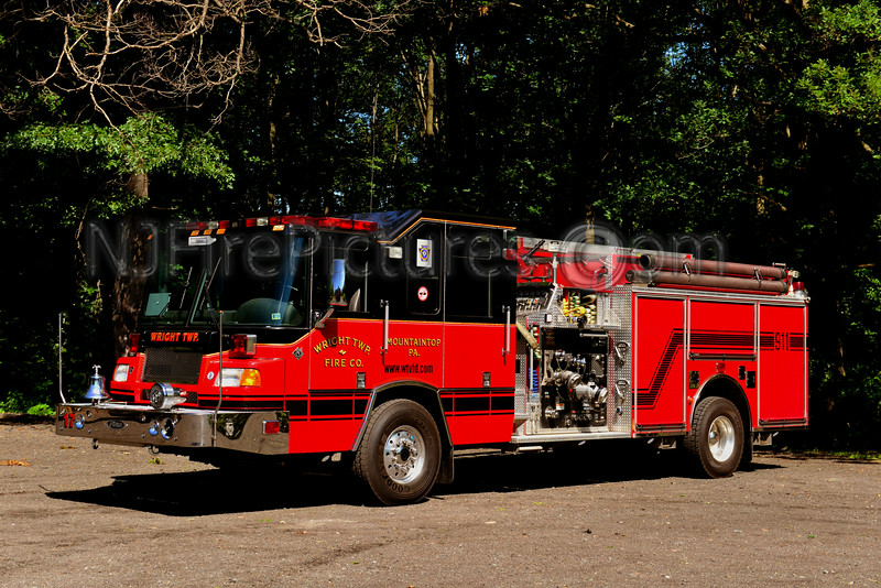 WRIGHT TOWNSHIP, PA ENGINE 17