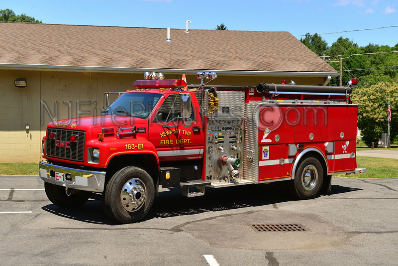 NEWPORT TOWNSHIP, PA 163-ENGINE-1