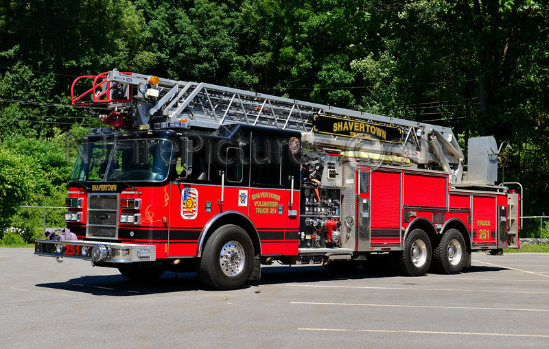 SHAVERTOWN, PA TRUCK 251