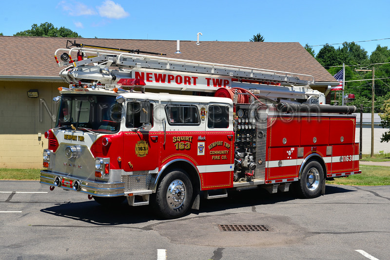 NEWPORT TOWNSHIP, PA SQUIRT 163
