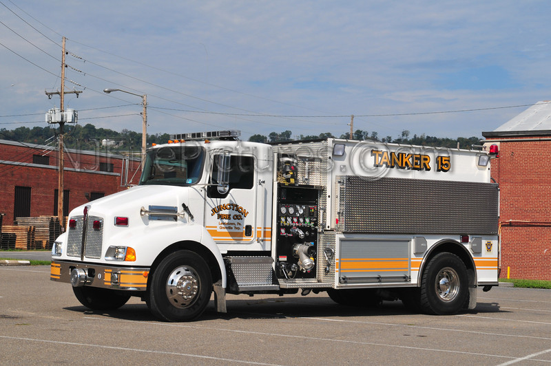 GRANVILLE TWP, PA (JUNCTION FIRE CO.) TANKER 15
