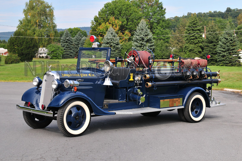 YEAGERTOWN (DERRY TWP) - 1936 CHEVROLET/BUFFALO 500/150