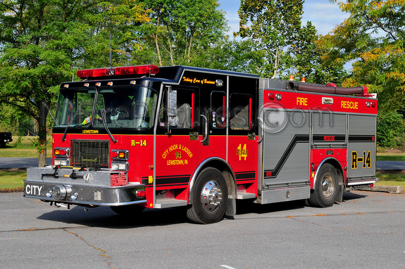 LEWISTOWN, PA RESCUE-ENGINE 14