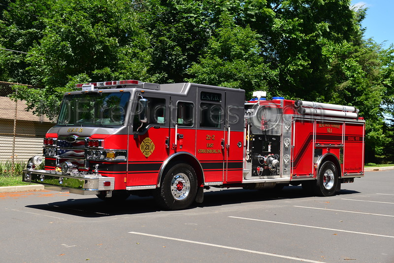EAST STROUDSBURG, PA ENGINE 21-2