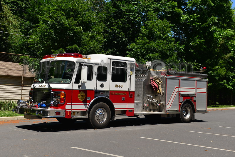 EAST STROUDSBURG, PA ENGINE 21-3