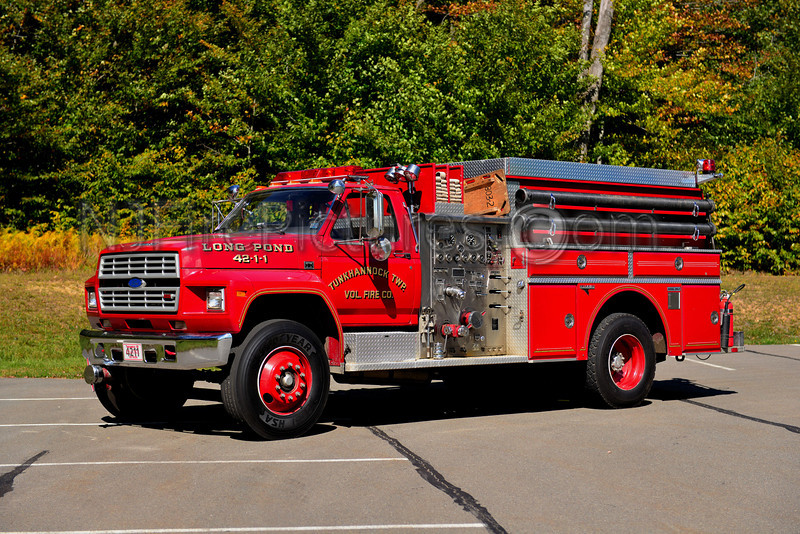 TUNKHANNOCK TWP. ENGINE 42-1