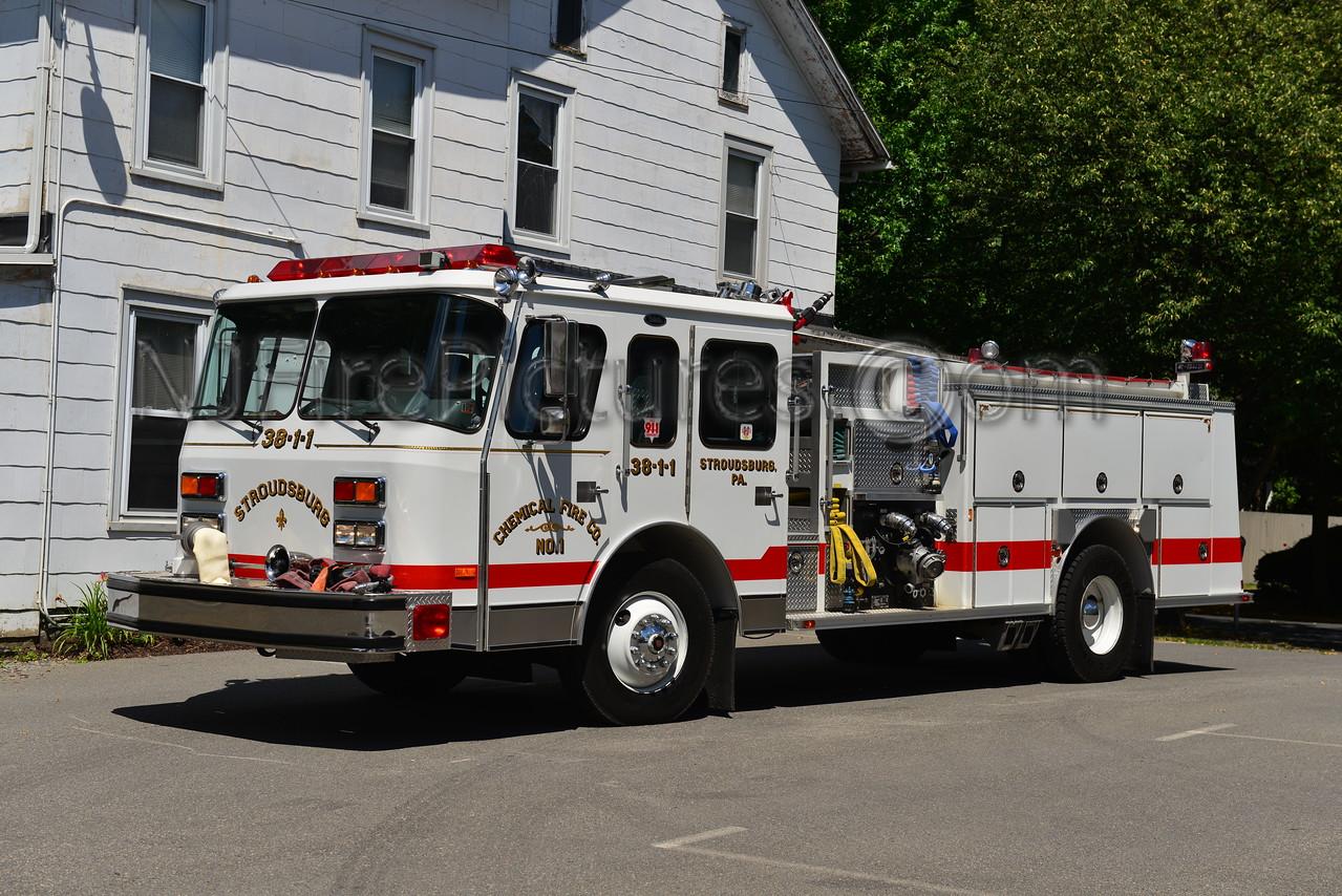 STROUDSBURG, PA ENGINE 381