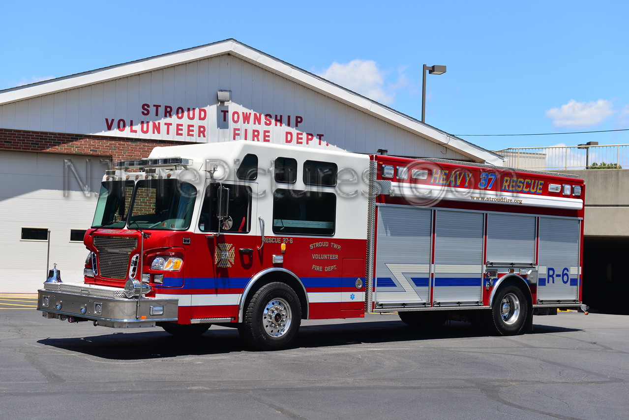 STROUD TOWNSHIP, PA RESCUE 37-6