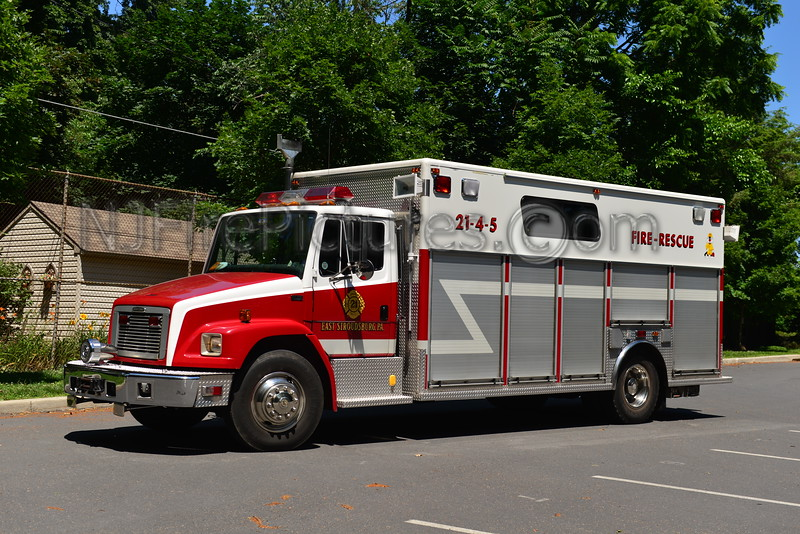 EAST STROUDSBURG, PA RESCUE 21-5