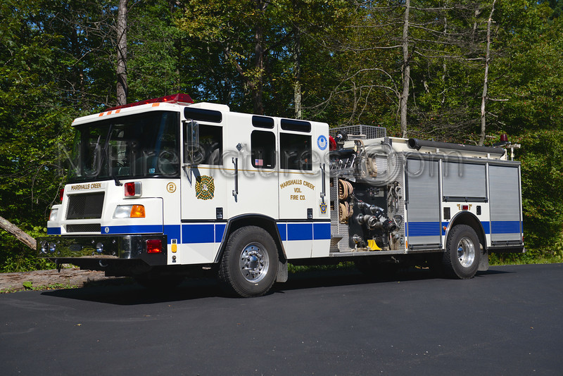 MARSHALLS CREEK ENGINE 29-12