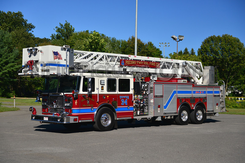 POCONO TWP (TANNERSVILLE) TOWER 34